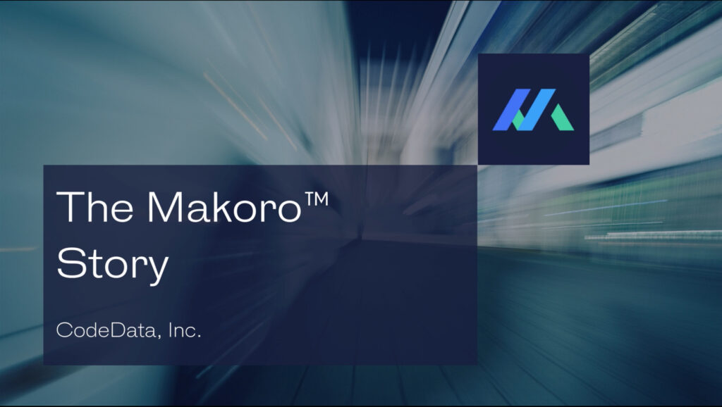 The Story of Makoro™ AI