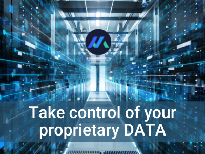 Take control of your proprietary DATA
